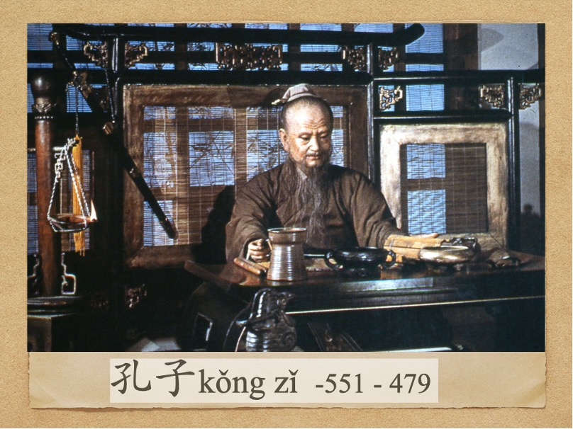 conf jav confucius